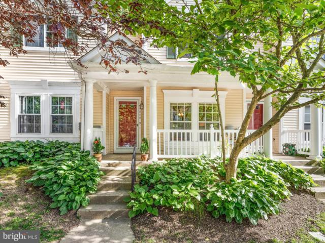 4800 Dorsey Hall Drive #5, ELLICOTT CITY, MD 21042 (#MDHW264122) :: The Speicher Group of Long & Foster Real Estate