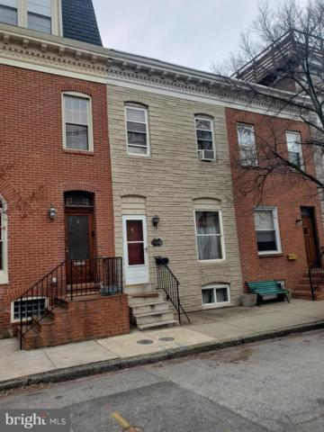 1270 Riverside Avenue, BALTIMORE, MD 21230 (#MDBA469544) :: McKee Kubasko Group