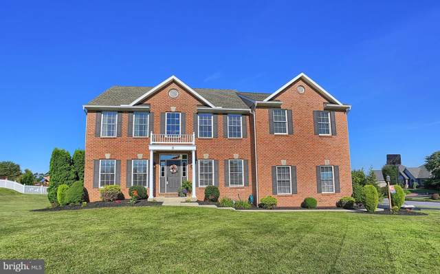 8 Celestial Terrace, GREENCASTLE, PA 17225 (#PAFL165730) :: John Smith Real Estate Group