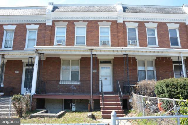 2424 N Capitol Street NW, WASHINGTON, DC 20002 (#DCDC427904) :: Crossman & Co. Real Estate
