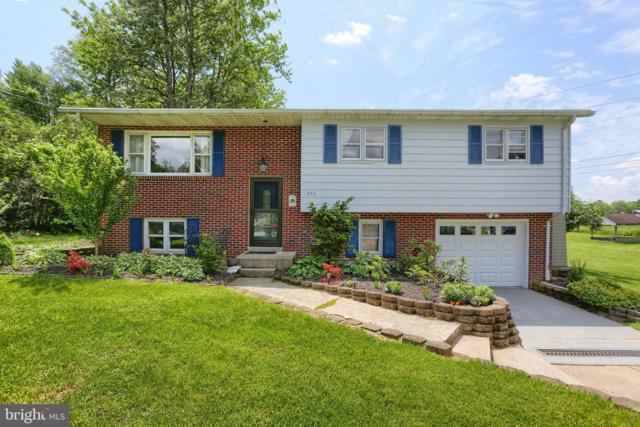 1253 Rebert Drive, MECHANICSBURG, PA 17055 (#PACB113444) :: Keller Williams of Central PA East