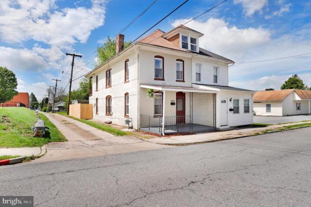 115 W Howard Street, HAGERSTOWN, MD 21740 (#MDWA164968) :: Eng Garcia Grant & Co.