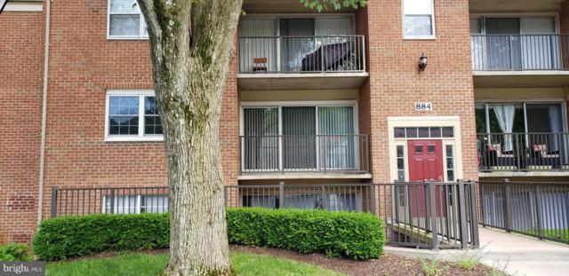884 College Parkway #201, ROCKVILLE, MD 20850 (#MDMC659912) :: Browning Homes Group