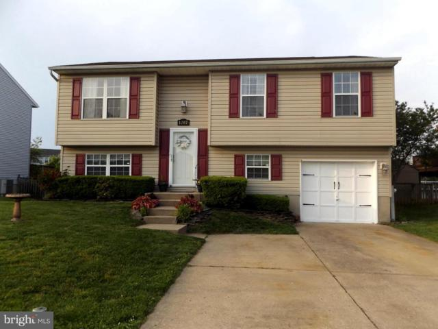 1207 Windy Branch Way, EDGEWOOD, MD 21040 (#MDHR233446) :: The Gold Standard Group