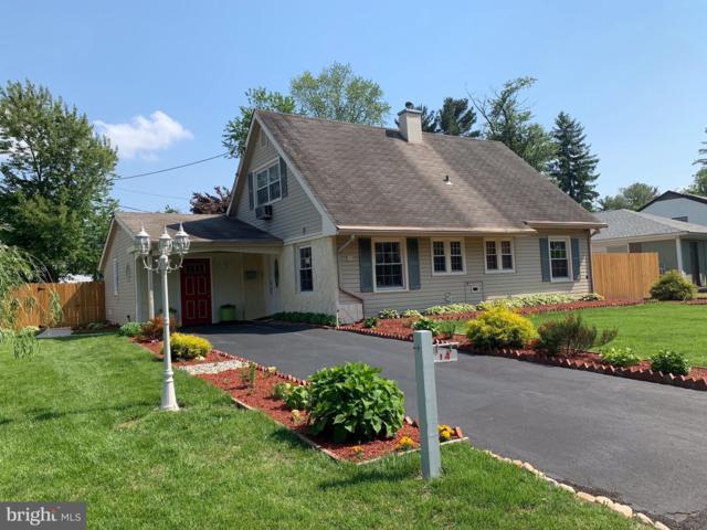 14 Springfield Lane, WILLINGBORO, NJ 08046 (#NJBL345334) :: Shamrock Realty Group, Inc