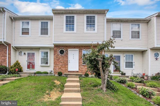 820 W Spring Meadow Court, EDGEWOOD, MD 21040 (#MDHR233450) :: Browning Homes Group