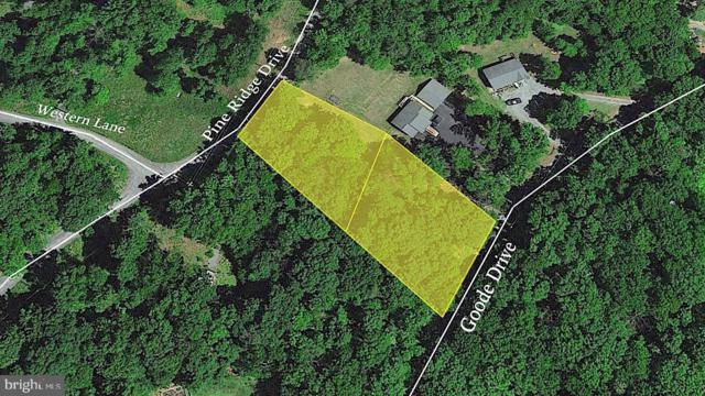 Lot Pine Ridge Drive, FRONT ROYAL, VA 22630 (#VAWR136842) :: AJ Team Realty