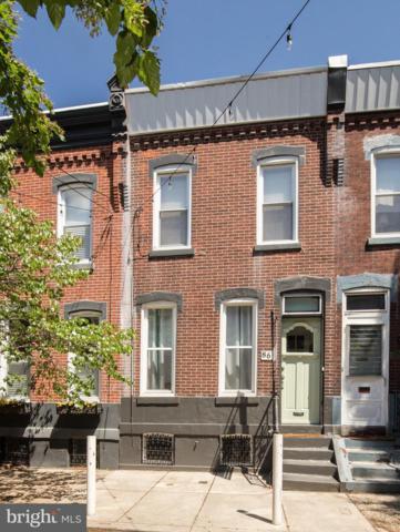 861 N Taylor Street, PHILADELPHIA, PA 19130 (#PAPH799374) :: Dougherty Group