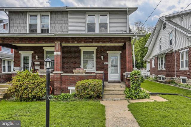 418 N 2ND Street, LEMOYNE, PA 17043 (#PACB113466) :: The Joy Daniels Real Estate Group