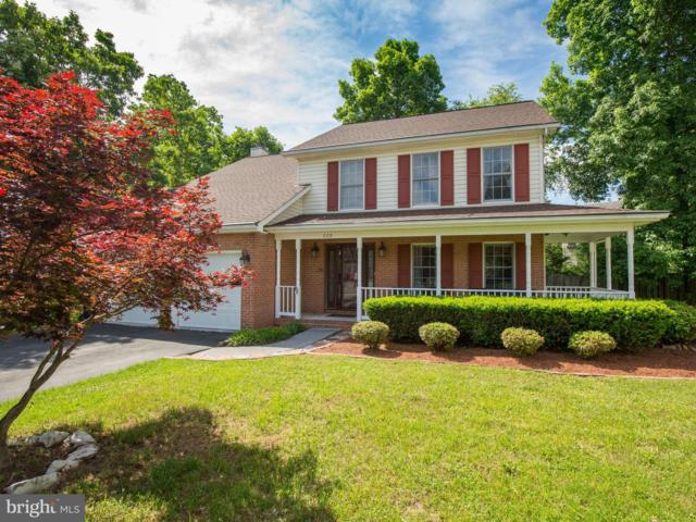 228 Cavalry Drive, WINCHESTER, VA 22602 (#VAFV150780) :: The Miller Team