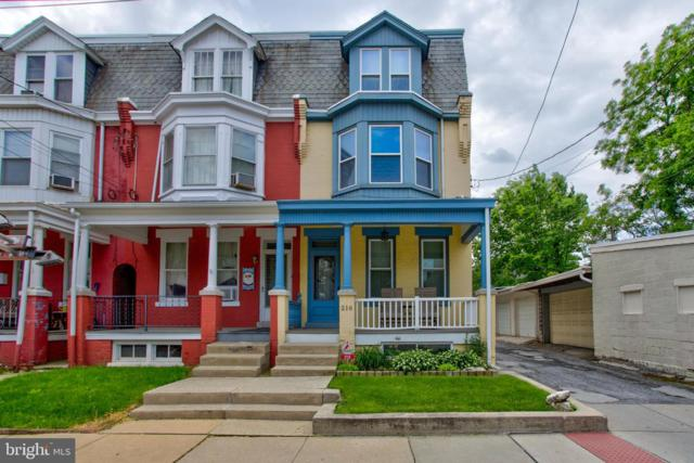 216 E Clay Street, LANCASTER, PA 17602 (#PALA133074) :: LoCoMusings