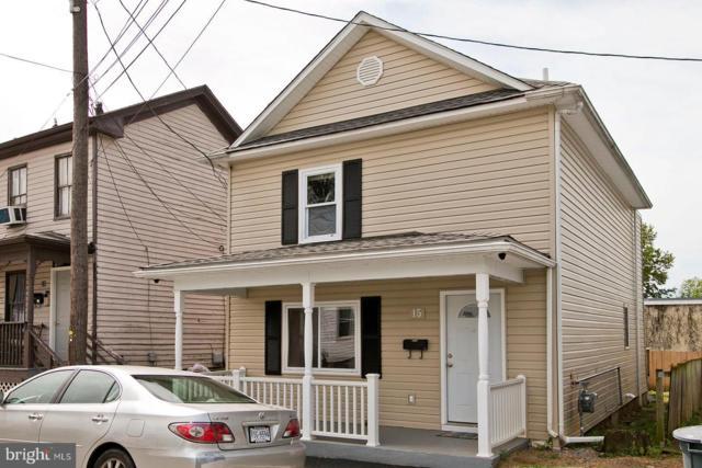 15 E North Avenue, WINCHESTER, VA 22601 (#VAWI112554) :: The Bob & Ronna Group
