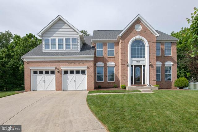 1212 Hickory Brook Court, BEL AIR, MD 21014 (#MDHR233472) :: The Sebeck Team of RE/MAX Preferred