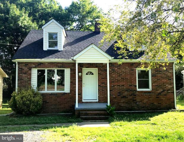 119 Archer Street, FREDERICKSBURG, VA 22408 (#VASP212640) :: Samantha Bendigo