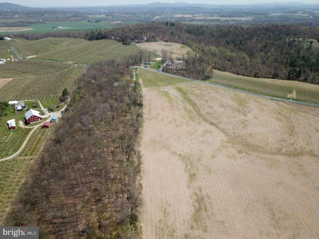 8 Acres Town Hill Road, YORK SPRINGS, PA 17372 (#PAAD107016) :: Flinchbaugh & Associates