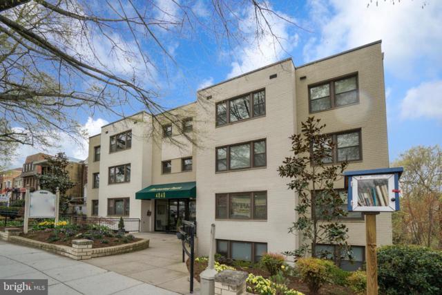 4840 Macarthur Boulevard NW #205, WASHINGTON, DC 20007 (#DCDC428022) :: The Licata Group/Keller Williams Realty