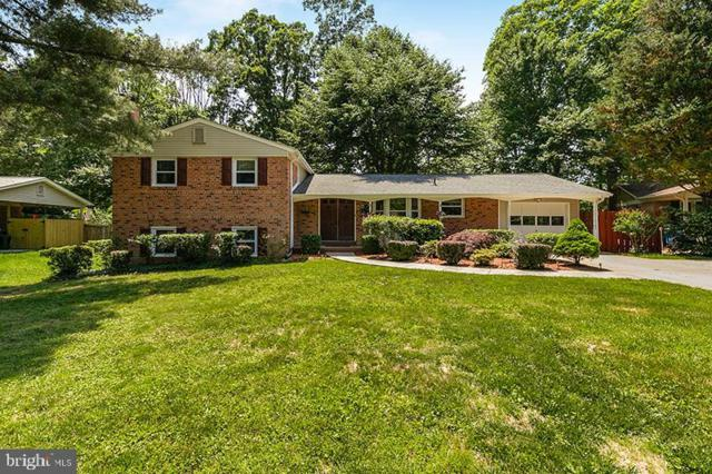 6926 Sydenstricker Road, SPRINGFIELD, VA 22152 (#VAFX1063950) :: The Miller Team