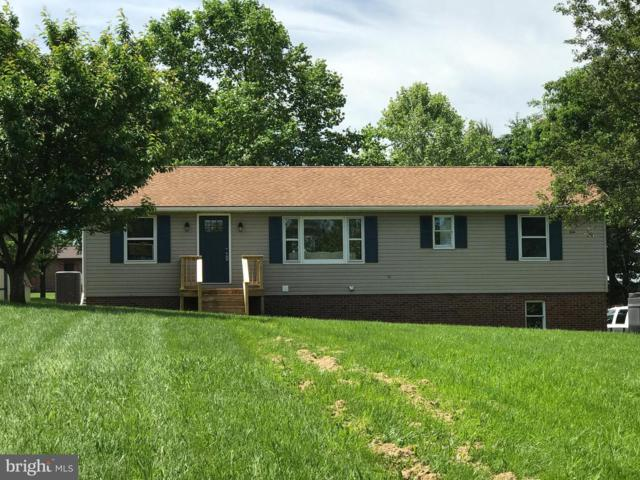 13162 Independence Road, CLEAR SPRING, MD 21722 (#MDWA164998) :: The Kenita Tang Team