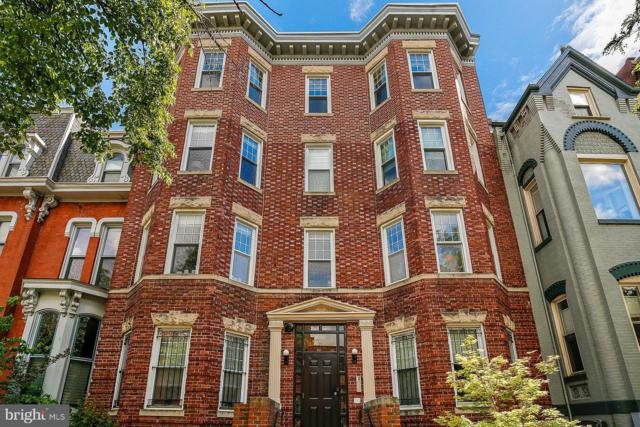 1320 R Street NW #2, WASHINGTON, DC 20009 (#DCDC428032) :: Crossman & Co. Real Estate