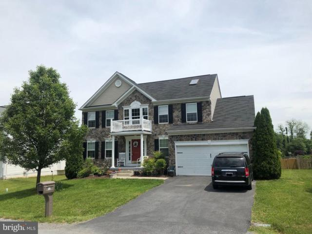 152 Amelia Drive, HEDGESVILLE, WV 25427 (#WVBE168028) :: The Daniel Register Group