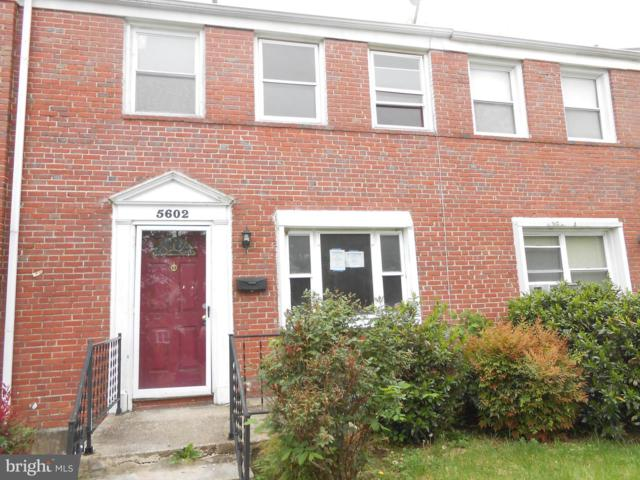 5602 Clearspring Road, BALTIMORE, MD 21212 (#MDBA469698) :: John Smith Real Estate Group