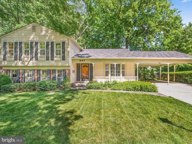 227 Summit Hall Road, GAITHERSBURG, MD 20877 (#MDMC660122) :: ExecuHome Realty