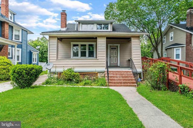 3712 Barrington Road, BALTIMORE, MD 21215 (#MDBA469708) :: John Smith Real Estate Group