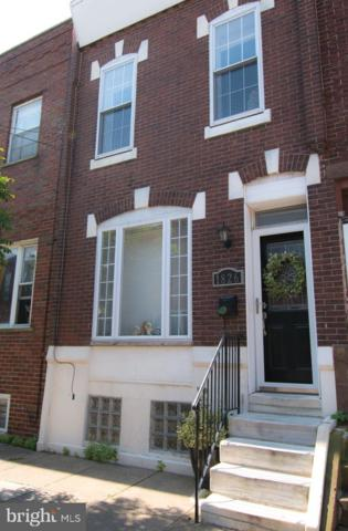 1826 Sigel Street, PHILADELPHIA, PA 19145 (#PAPH799662) :: Keller Williams Real Estate