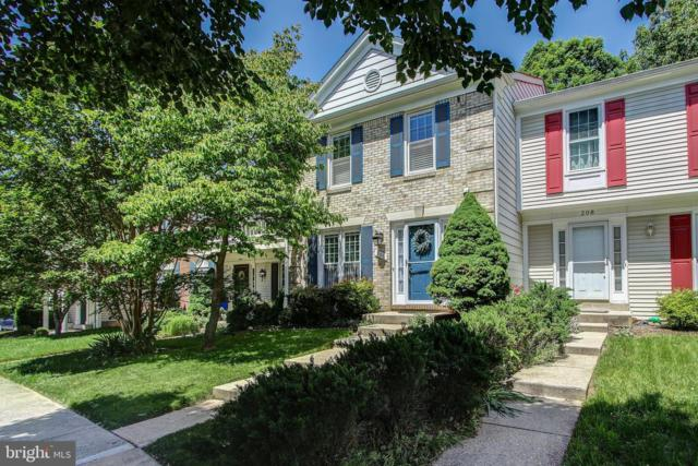206 Finale Terrace, SILVER SPRING, MD 20901 (#MDMC660140) :: ExecuHome Realty