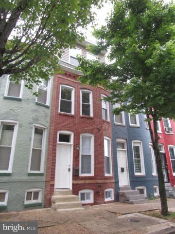 1519 Barclay Street, BALTIMORE, MD 21202 (#MDBA469714) :: Keller Williams Pat Hiban Real Estate Group
