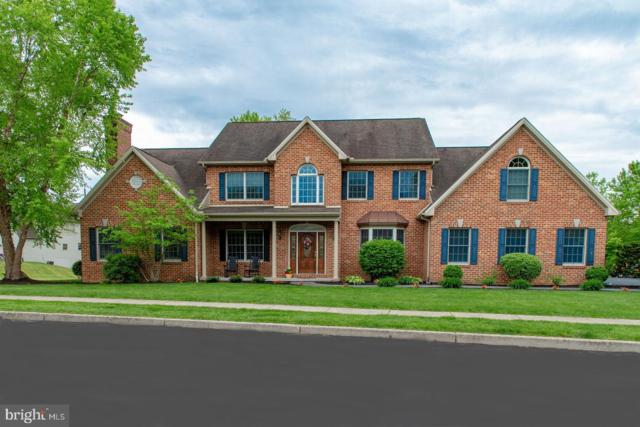 3719 Falkstone Drive, MECHANICSBURG, PA 17050 (#PACB113490) :: The Heather Neidlinger Team With Berkshire Hathaway HomeServices Homesale Realty