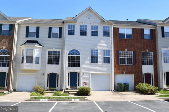 205 Chesterbrook Court, STAFFORD, VA 22554 (#VAST211064) :: The Licata Group/Keller Williams Realty