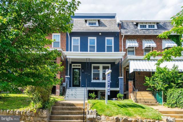 230 S Street NE #1, WASHINGTON, DC 20002 (#DCDC428106) :: Dart Homes