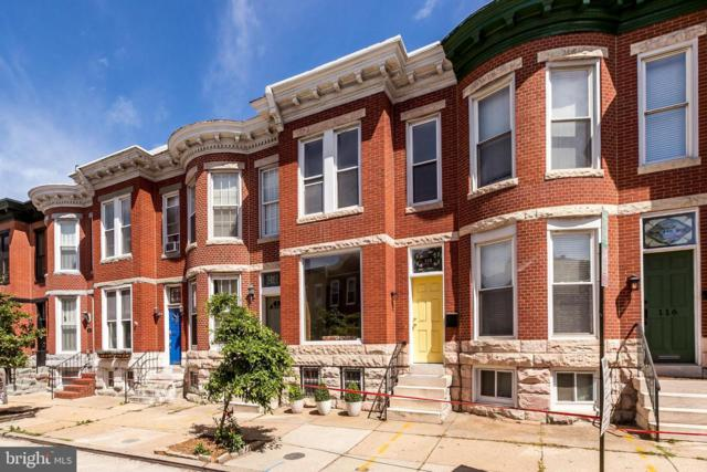 118 W Ostend Street, BALTIMORE, MD 21230 (#MDBA469772) :: Shamrock Realty Group, Inc