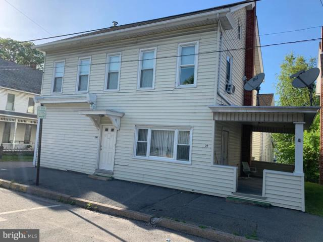 29 W Main Street, ELIZABETHVILLE, PA 17023 (#PADA110786) :: Keller Williams of Central PA East
