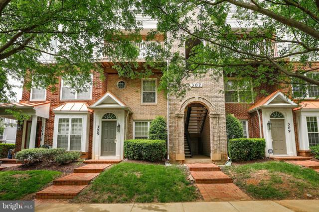 307 Fallsgrove Drive #60, ROCKVILLE, MD 20850 (#MDMC660240) :: The Speicher Group of Long & Foster Real Estate