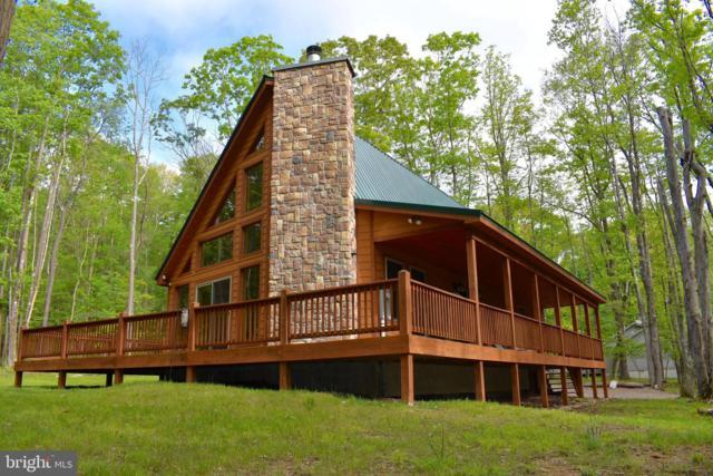 549 Aster, TERRA ALTA, WV 26764 (#WVPR103756) :: Corner House Realty