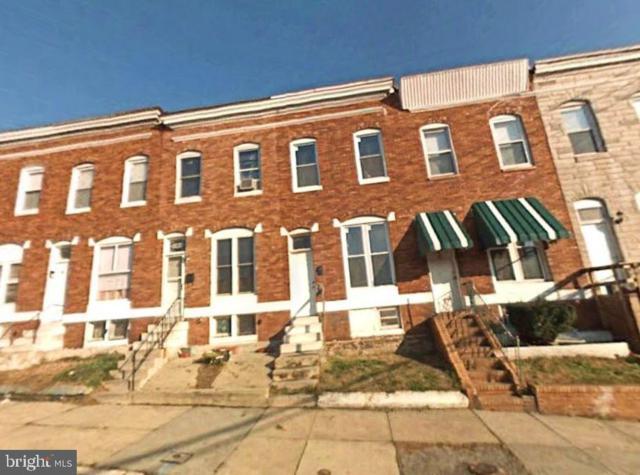 7 N Wheeler Avenue, BALTIMORE, MD 21223 (#MDBA469812) :: Radiant Home Group
