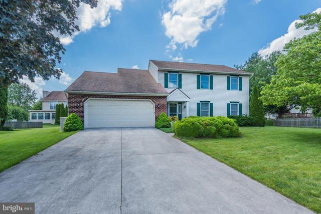 6163 Moorgate Circle, MECHANICSBURG, PA 17050 (#PACB113520) :: The Knox Bowermaster Team