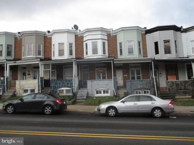 1614 N Bentalou Street, BALTIMORE, MD 21216 (#MDBA469838) :: Advance Realty Bel Air, Inc