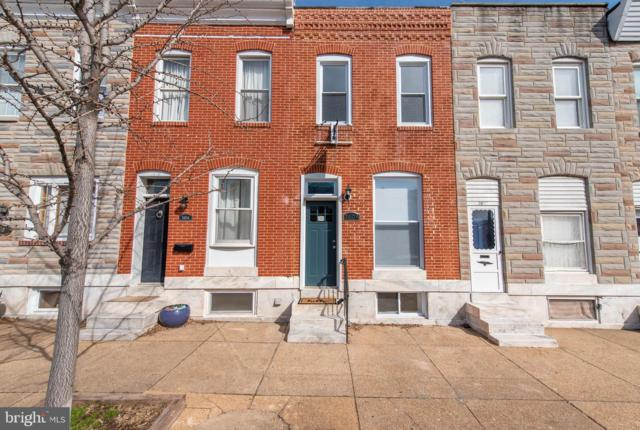 3606 Fait Avenue, BALTIMORE, MD 21224 (#MDBA469844) :: The Kenita Tang Team