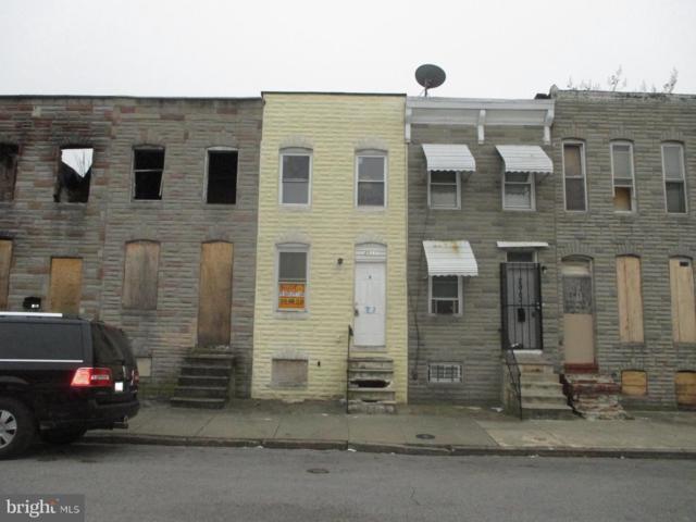 2011 Mchenry Street, BALTIMORE, MD 21223 (#MDBA469860) :: Corner House Realty