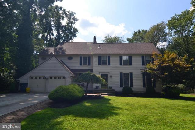 8 Oak Hollow Drive, VOORHEES, NJ 08043 (#NJCD366420) :: John Smith Real Estate Group