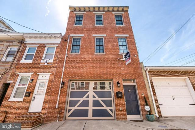 510 S Chapel Street, BALTIMORE, MD 21231 (#MDBA469878) :: The Sebeck Team of RE/MAX Preferred