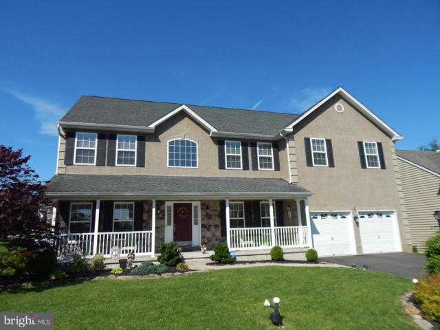527 Centennial Avenue, GILBERTSVILLE, PA 19525 (#PAMC610764) :: John Smith Real Estate Group