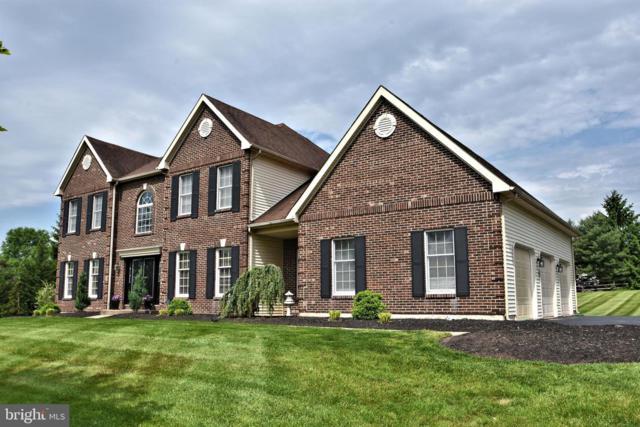 531 Fox Den Lane, HARLEYSVILLE, PA 19438 (#PAMC610782) :: Linda Dale Real Estate Experts