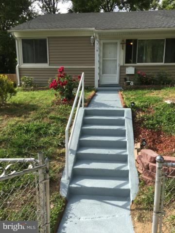 7716 Oxmar Rd Oxman Road, HYATTSVILLE, MD 20785 (#MDPG529484) :: The Maryland Group of Long & Foster Real Estate