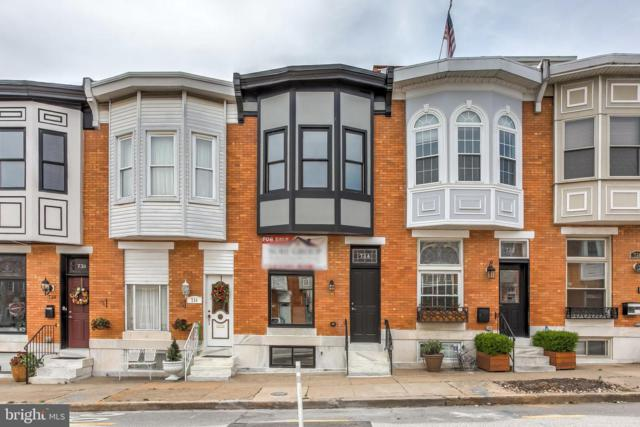 734 S Potomac Street, BALTIMORE, MD 21224 (#MDBA469964) :: The Speicher Group of Long & Foster Real Estate