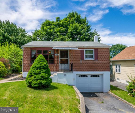 3616 Ridgeway Street, READING, PA 19605 (#PABK341934) :: John Smith Real Estate Group