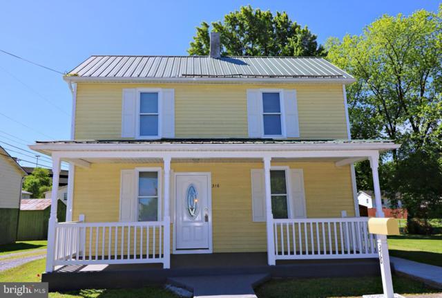 316 E 4TH Avenue, RANSON, WV 25438 (#WVJF135180) :: Hill Crest Realty